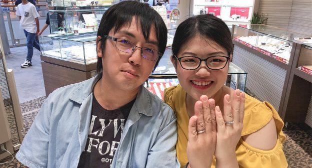 K様夫妻2019.08.12